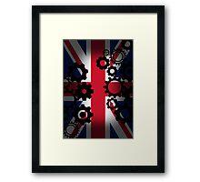 Steampunk UK Framed Print