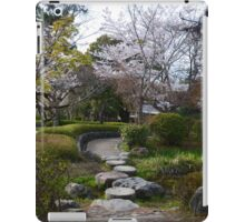 Paths in the Park iPad Case/Skin