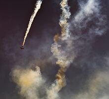 The art of flying by JBlaminsky