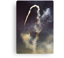 The art of flying Canvas Print