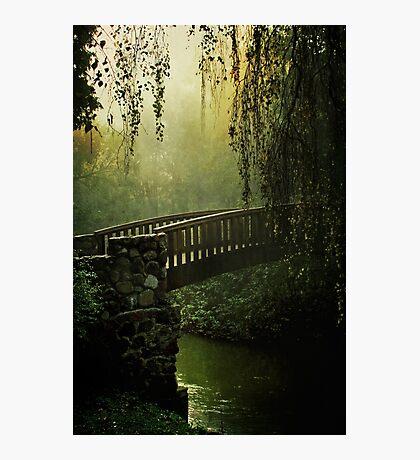 Forgotten Bridge Photographic Print