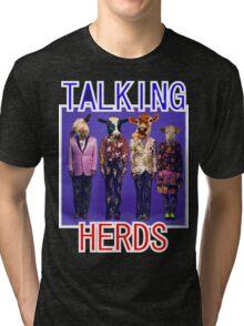 Talking Herds Tri-blend T-Shirt