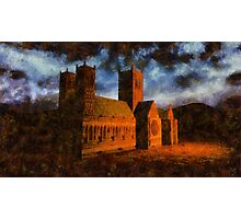 Lincoln Cathedral by Sarah Kirk Photographic Print