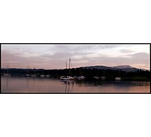 Warm Tones at Ambleside  Photographic Print