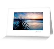 Noosa Heads Greeting Card