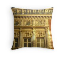 The Lyric Theatre Throw Pillow