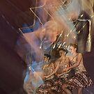Highland Blur by Dianne English