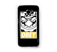 OBEY WARIO Samsung Galaxy Case/Skin