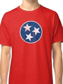 Tennessee State Flag T-shirt Classic T-Shirt