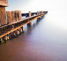jetty to white by RonnieTan