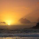 Kingston Pier Sunset by Bart Reardon