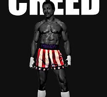 APOLLO CREED by TheJokerSolo