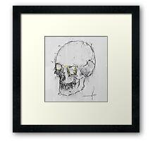 Skull 34 Framed Print