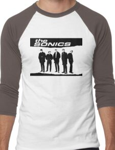 The Sonics T-Shirt Men's Baseball ¾ T-Shirt