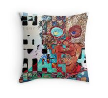Earl of Owl City : Insomniac Throw Pillow