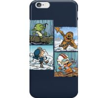 Playful Rebels iPhone Case/Skin