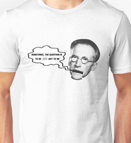 Schrödinger recalls Shakespeare Unisex T-Shirt