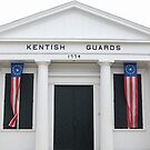 Kentish Guards Armory by Steven Squizzero