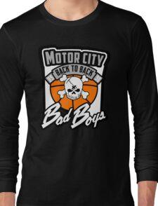 Back to Bad Boys Long Sleeve T-Shirt
