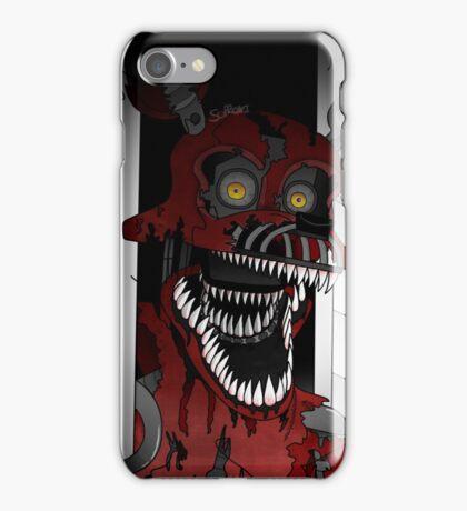 Five Night At Freddy's 4 Nightmare Foxy iPhone Case/Skin