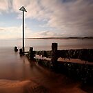 Exmouth Groyne 2 by Norfolkimages
