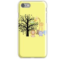 We Are All Here iPhone Case/Skin