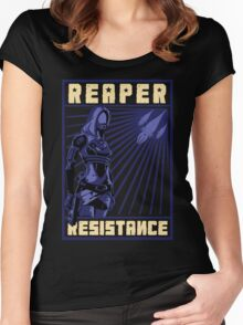 Tali Constructivism Women's Fitted Scoop T-Shirt