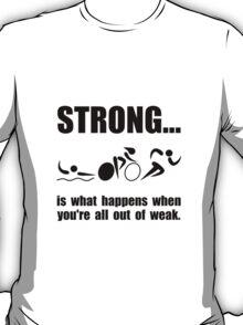 Triathlon Strong T-Shirt