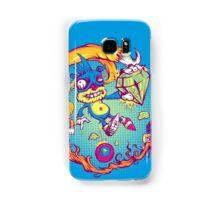 Sahnic Staaaahp! (blue background) Samsung Galaxy Case/Skin