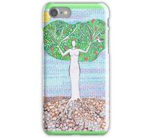Spring - Goddess iPhone Case/Skin
