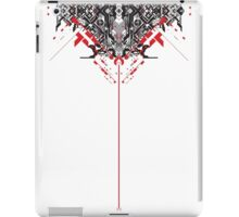 Abstract Technology 1 (Red Line) iPad Case/Skin