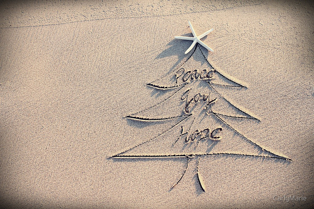 Wishes for a peaceful Christmas by CarlyMarie