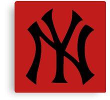 Yankees Canvas Print