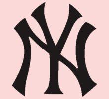 Yankees One Piece - Long Sleeve