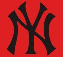 Yankees Baby Tee