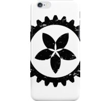 Gear-Agriculture-Black iPhone Case/Skin