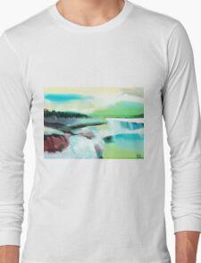 Constructing Reality 1 Long Sleeve T-Shirt