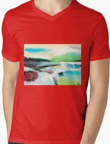 Constructing Reality 1 Mens V-Neck T-Shirt