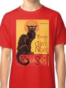 Le Chat Noir Vintage Poster Classic T-Shirt