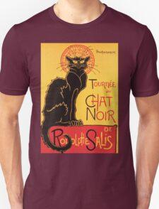 Le Chat Noir Vintage Poster Unisex T-Shirt