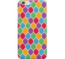 Retro Hexagons iPhone Case/Skin