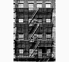Fire escapes at noon Unisex T-Shirt