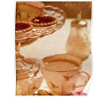 Summer Tea Poster