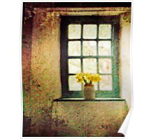 The Window (St Fagans Museum) Poster