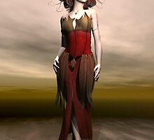 Elvin Princess by Sandra Bauser Digital Art