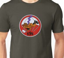 596th Parachute Combat Engineer Company (US Army - Historical) Unisex T-Shirt