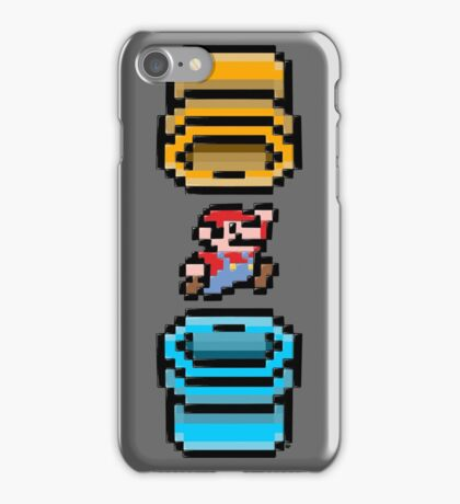 Super Mario Portal iPhone Case/Skin