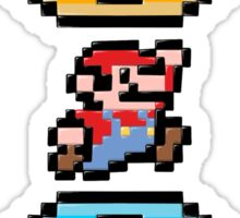 Super Mario Portal Sticker