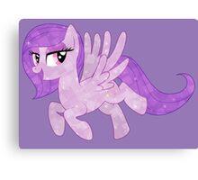 Twinkler ~ Sparkle Ponies Canvas Print