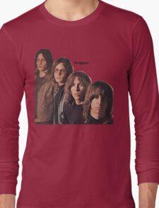 Iggy Pop The Stooges T-Shirt Long Sleeve T-Shirt